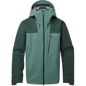 Rab Ladakh GTX Jacket Men pine/bright arctic